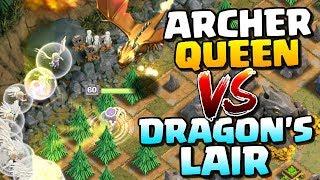 DRAGON'S LAIR vs QUEEN