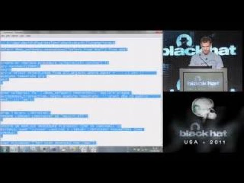BlackHat 2017 Hacking and Forensicating an Oracle Database Server David Litchfield