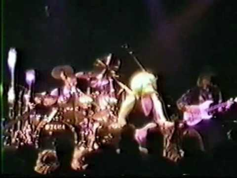 TRAPEZE - MEDUSA - Live In Dallas, TEXAS 1994