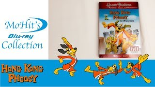 Hong Kong Phooey Complete Series Diamond Collection Unboxing