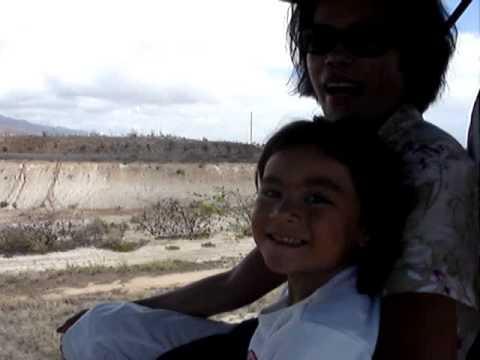 Riding The Hawaiian Railway On A Track Motorcar Part I