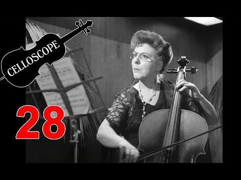 Celloscope#28 : David Lean (ou la Société pour la Protection des Violoncelles Maltraités)