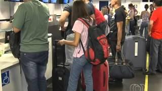 Reforma deixa aeroporto de Goiânia fechado 10 horas por dia