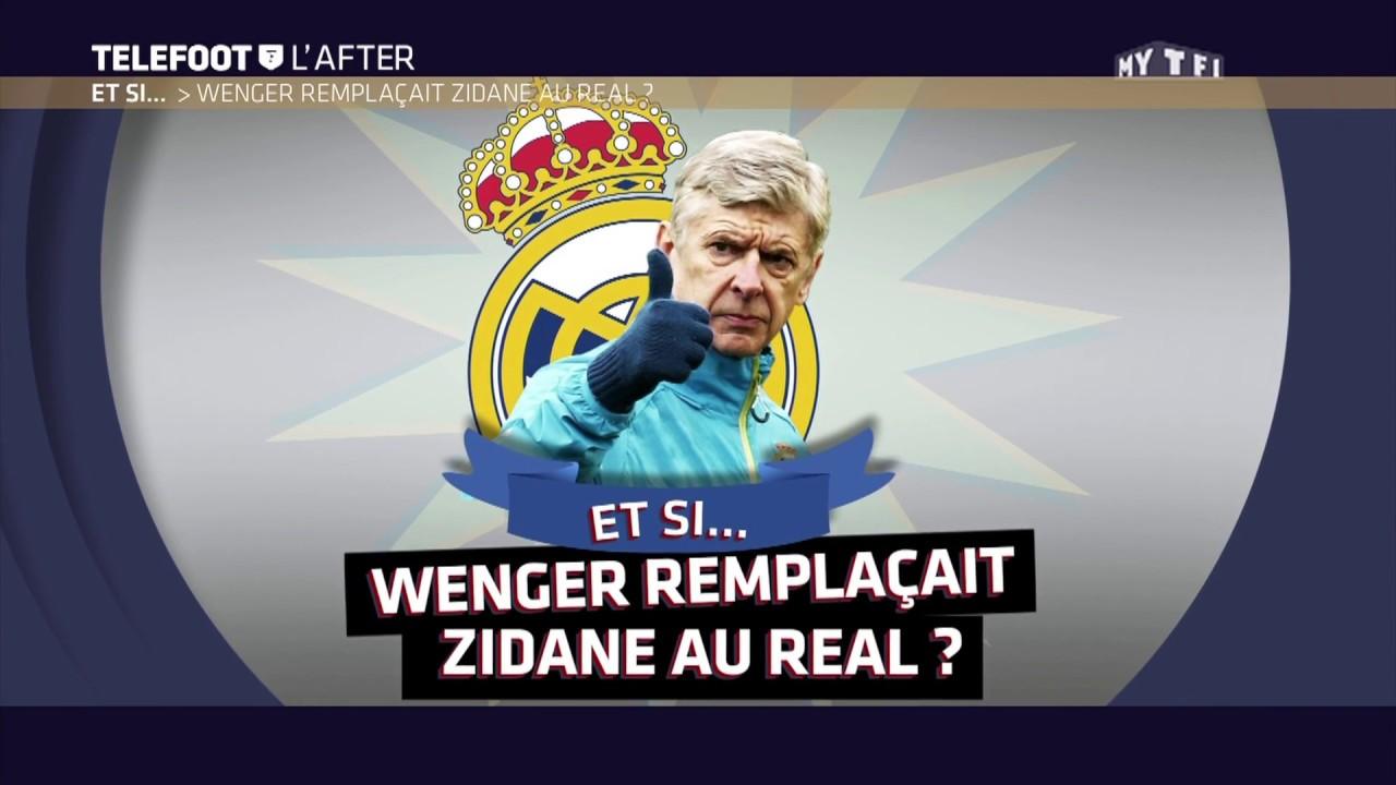 Et si... Wenger remplaçait Zidane au Real ?
