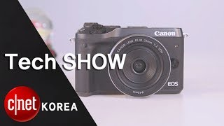 """[#Review] 캐논 EOS M6 """"가볍게 들고 DS…"""