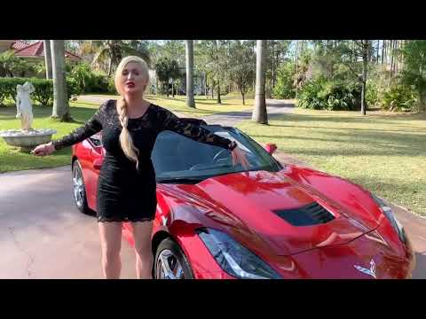 FINALLY! ANOTHER C7 CORVETTE IN OUR INVENTORY!!!!