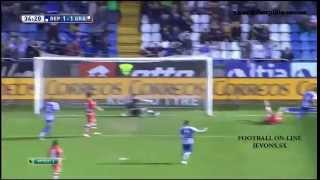 Video Gol Pertandingan Deportivo La Coruna vs Granada