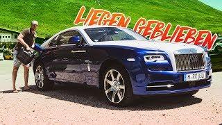Rolls-Royce ist leer!