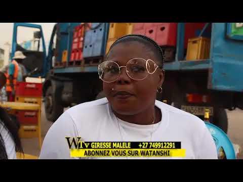 Tele sud: Les heritier de Wata balali libanda ya aeroport pona kozela la team Wata