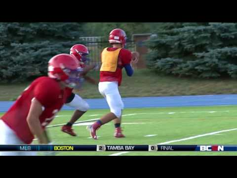 St. Francis vs. Bowsher Scrimmage
