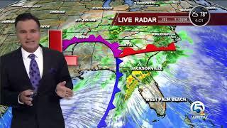 Updated Friday forecast