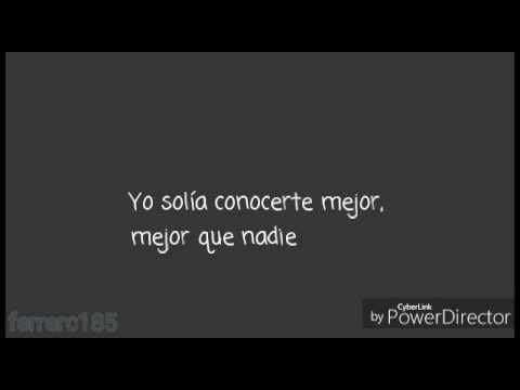 Grey I Miss Yoy - Traducida al español