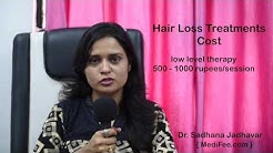 What are the Costs of Hair Loss Treatments in India?