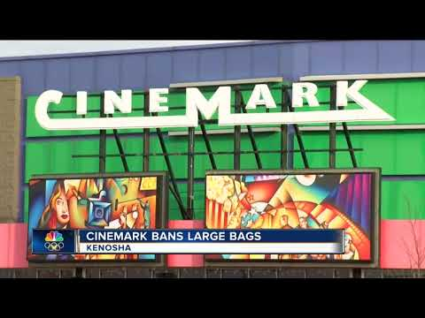 Cinemark now bans large bags