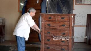 Barn Furniture - Amish Bungalow Chest