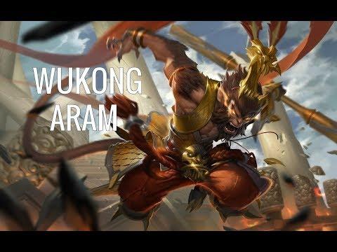 THE BEST WOMBO COMBO STARTER?! League Of Legends - ARAM - Wukong