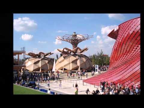 EXPO 2015 - MILANO - ALBUM FOTOGRAFICO