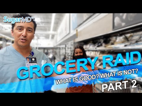 DO Groceries Right- Just like That! Diabetes Control Tips Part 2