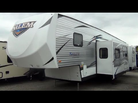 Cool NEW 2017 Forest River Salem 33BHOK  Mount Comfort RV  YouTube