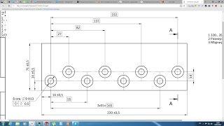 solidworks. Урок 14.1 Управление размерами (управляющие размеры) - создание чертежа