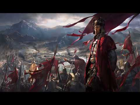 Totalwar : Three Kingdoms Trailer Music Remixed - CaoCao