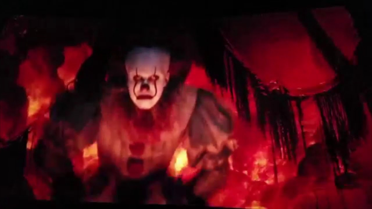 pennywise dances to take
