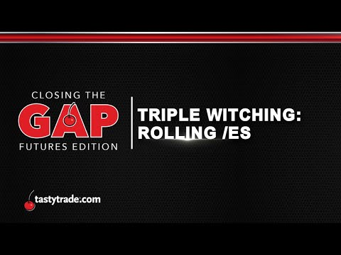 How to Roll an /ES Futures Contract | Closing the Gap: Futures Edition