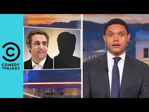 Michael Cohen's Top Secret Client Has Been Revealed | The Daily Show With Trevor Noah