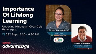 Unboxing Hindustan Coca-Cola Beverages with Christina Ruggiero and Ronnie Screwvala