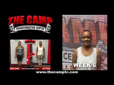 Jacksonville FL Weight Loss Fitness 6 Week Challenge Results - Tilena R.