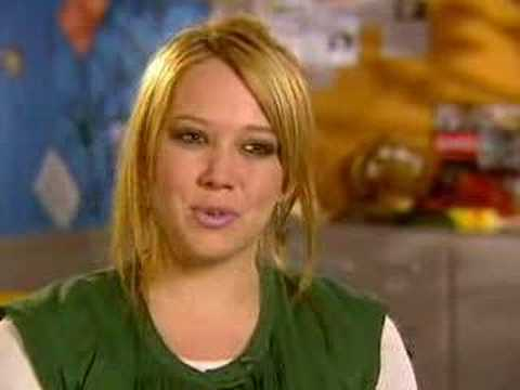 The Perfect Man Interview - Hilary Duff