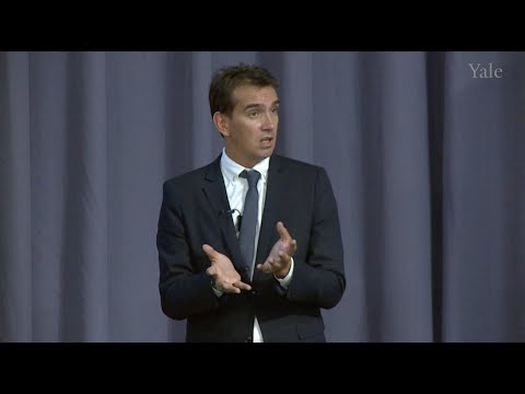 The Stavros Niarchos Foundation Lecture 2016: Peter Frankopan
