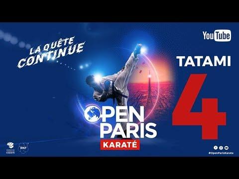 [TATAMI 4] Open Paris Karate 2020 -  Samedi 25 Janvier