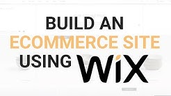 Wix Tutorial For Beginners - Build a Wix Ecommerce Website
