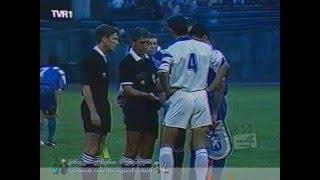 Dinamo Tbilisi (Georgia) 2:0 Universitatea Craiova (Romania) 09.08.1994 UEFA Cup