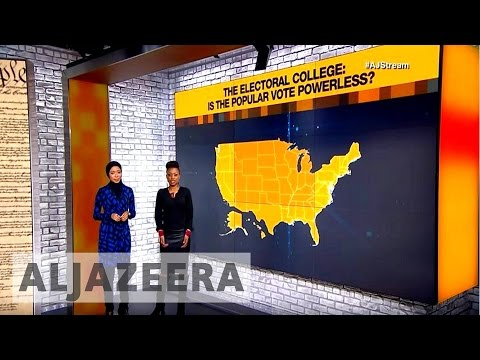 The Stream - The Electoral College: Is the popular vote powerless?
