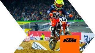 2018 KTM JUNIOR SUPERCROSS CHALLENGE | AUS-X OPEN