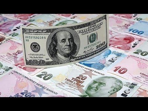 الليرة التركية تواصل هبوطها الحاد والمستثمرون يرقبون البنك المركزي…  - 20:21-2018 / 5 / 21