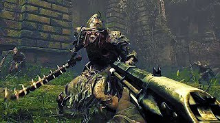 Witchfire - Official Gameplay Trailer (Dark Fantasy Shooter Game) 2018