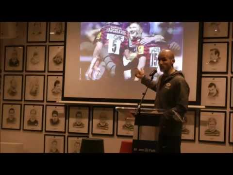 Paul Gustard Coach ed Video