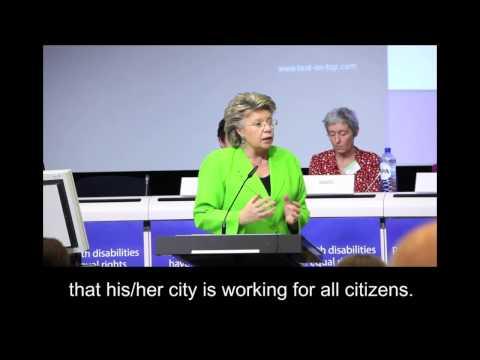 Access City Award 2013 Video Summary