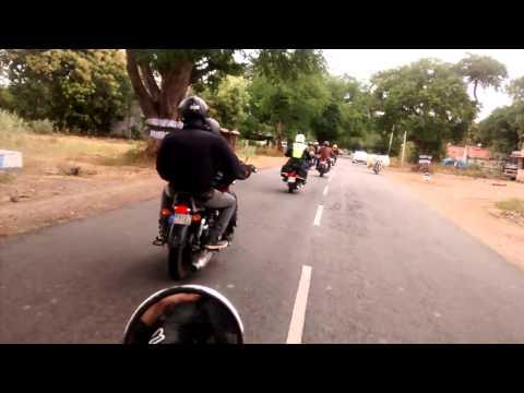 Hogenakkal Pennagaram Ride