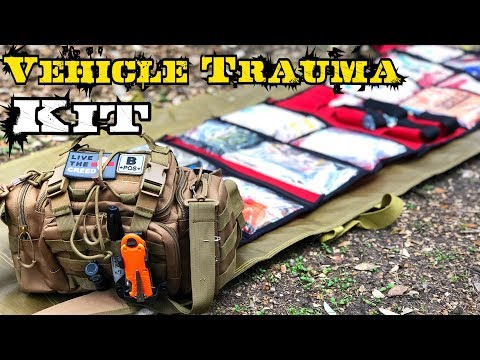 My 175 Piece Vehicle Emergency First Aid Survival Kit