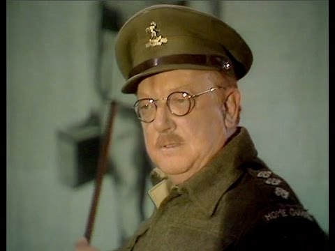 Dad's Army - If the Cap Fits - ... it isn't smart at all.. it's ersatz rubbish...