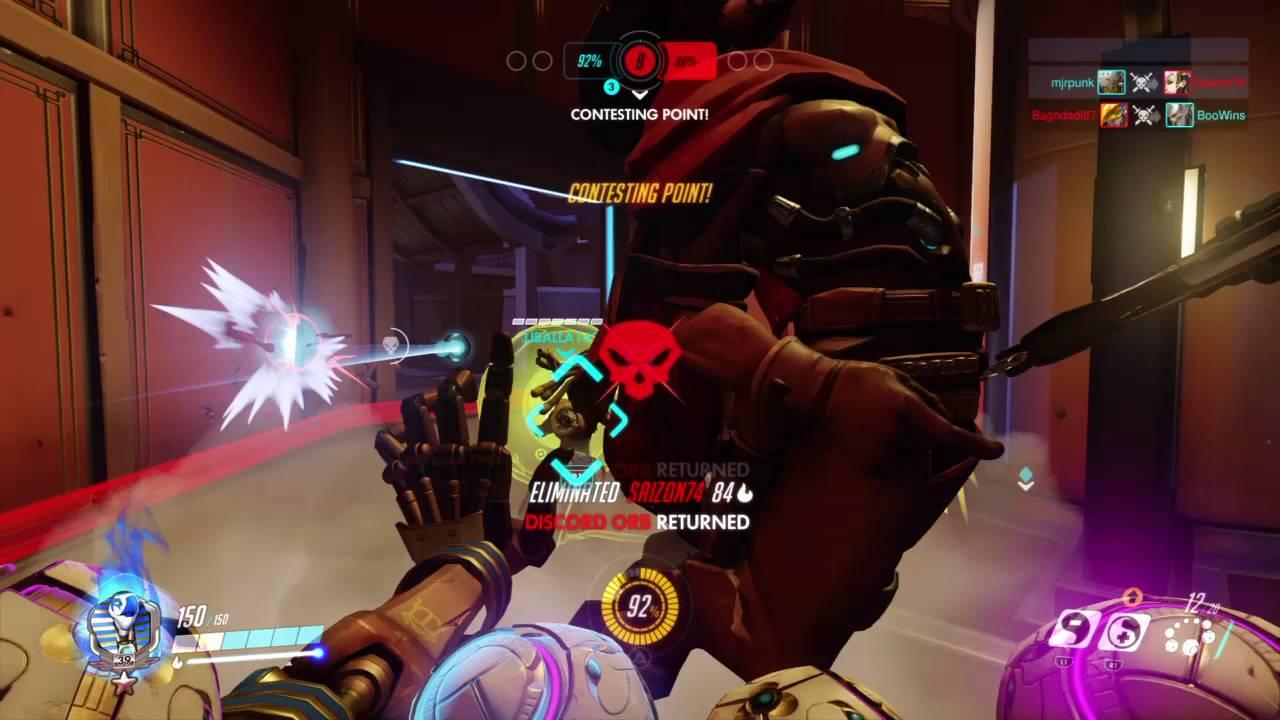 Overwatch Zenyatta Rapid Discord Legit No Boosting