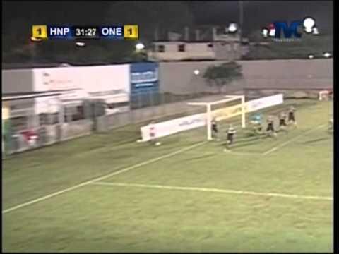 TVC Deportes Hondu / Parrillas-Gol del empate del Parrillas One