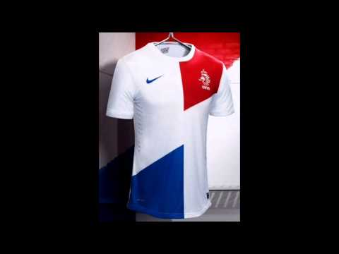 buy popular 87e86 9aeae New Netherlands Away Kit 2013-2014- Holland Away Shirt 13-14 Nike