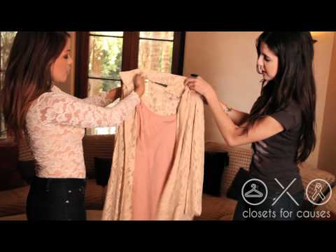 closets for causes  Electra Avellan for Love Japan