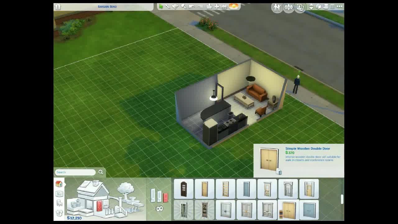 Where Is The Ceiling 2 Sims 4