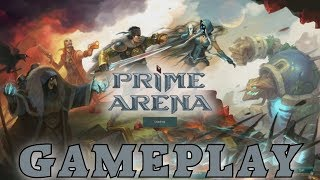 Prime Arena | PC Indie Gameplay